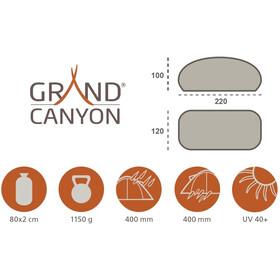 Grand Canyon Venice Pop-Up Beach Tent beach green